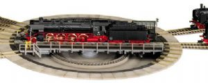 6152C Large electrically operated turntable